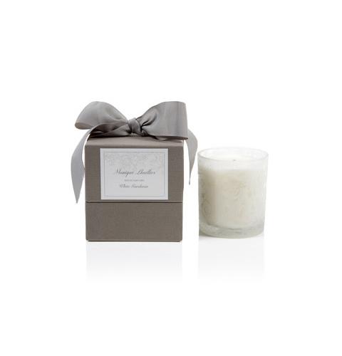 White gardenia square
