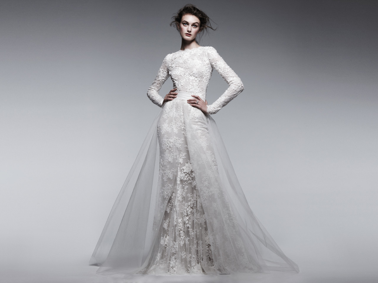 Monique lhuillier for Monique lhuillier wedding dress